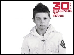 30 Seconds To Mars, chłopiec
